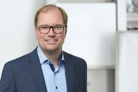 Andreas Rohn, Sales Manager